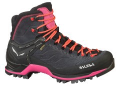 Hiking shoe Women's Mountain Trainer Mid GTX black pink