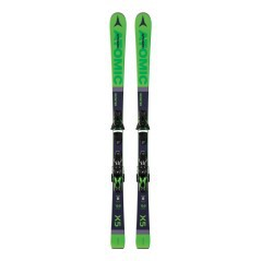 Skiing Redster X5 +FT 10 GW green