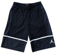 Short Junior Jordan Graphic Panel black