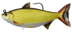 Artificiale Golden Swimbait oro