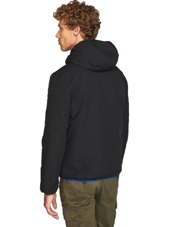 Jacket Man Hobart Soft black