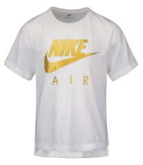 T-Shirt Junior Air Boxy white