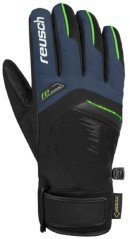 Gloves Man Ski Beat GTX blue-green