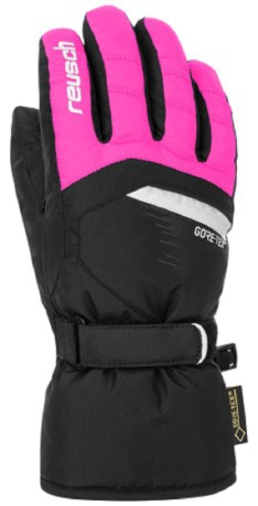 Guanti Junior Sci Bolt GTX nero-rosa
