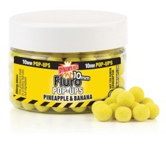 Fluro Pop-Ups 10 mm Pineapple & Banana