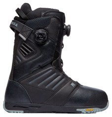 Boot Ski Man Judge gray green