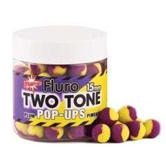 Fluro Pop-Ups 15 mm Two Tone