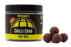 Boilies Pop-Up Chile Cangrejo 15 mm