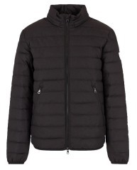 Down jacket Man Mountain Down black