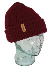 Hat Unisex Plume Beanie-purple