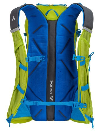 Backpack Trekking Trail Spacer 18 Litres grey