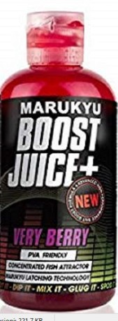 Attraktion Boost Juice Red Very Berry