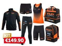 Kit Running Run Life Uomo Kit intero