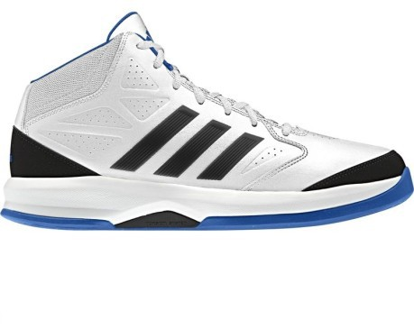 Scarpe da basket da uomo Adidas Isolation Leather