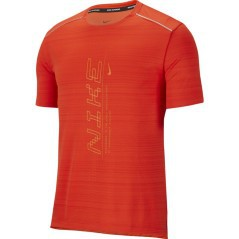 T-Shirt Running Men's Dri-Fit Miller orange