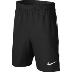 Short Junior Training Frontale Nero