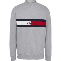 Men's Sweatshirt Jacquard