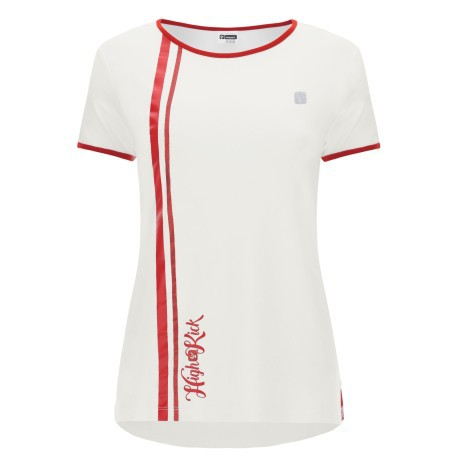 T-shirt Donna High kick Viscosa Jersey Frontale
