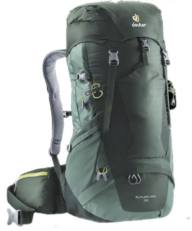 Trekking backpack Futura PRO 36 Front