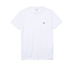 T-shirt casual Homme Blanc