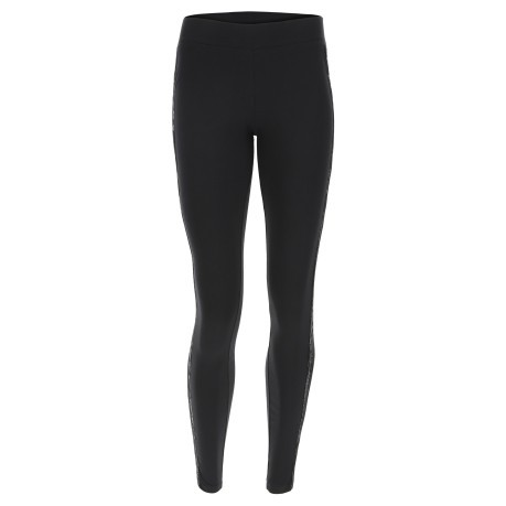 Leggins Donna College Paillettes Fronte