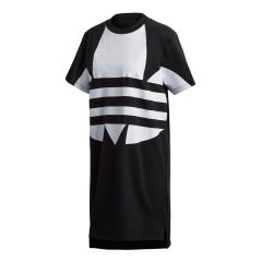 Dress Woman Fitness Large Logo