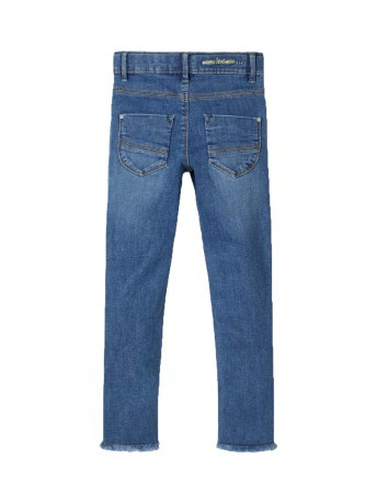 Jeans Girl Polly Denim Front