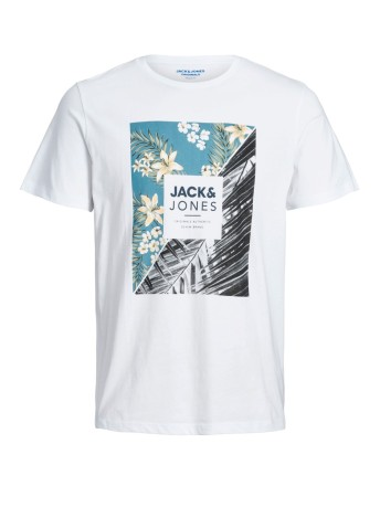 Junior T-shirt Tropic Front
