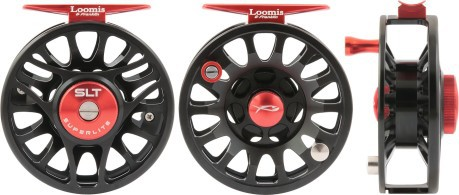 Fly reel LmF SLT