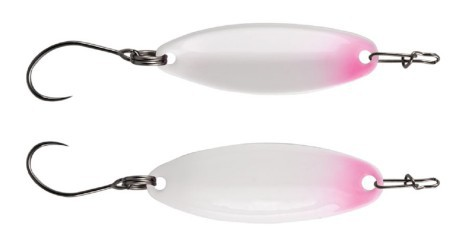 Esche artificiali Trout Area Spoon Iride 3,3 g Fronte Retro