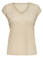 Top Women's V-Neck Lurex