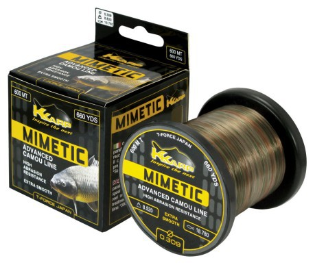 Wire Mimetic 600 m 0.35 mm