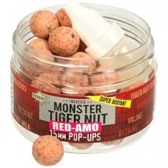 Boilies Pop-Up Monster Tiger Nut Red Amo 15 mm