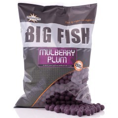 Boilies Mulberry Plum 20 mm