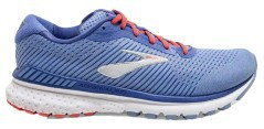 Shoes the Adrenaline GTS 20 Blue Silver Side