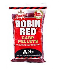 Robin Red Carp Pellets 4 mm