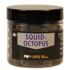 Boilies FoodBait Pop-Up-Hi-Attract Squid Octopus