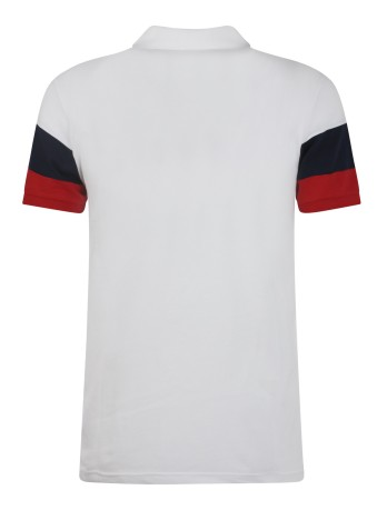 Polo Uomo Piquet Color Block