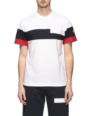 T-Shirt Herren Color Bloch