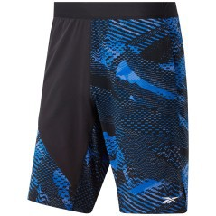 Short Mann Speedwick Speed Blau Front