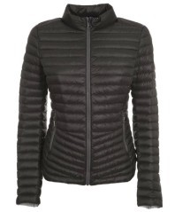 Quilted Jacket Ladies Lightweight, Rounded