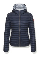 Down Jacket Women Fixed Hood