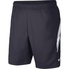 Short Man Court Dri-FIT White Back