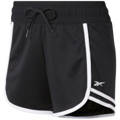Short Women's Workout Ready Black Front