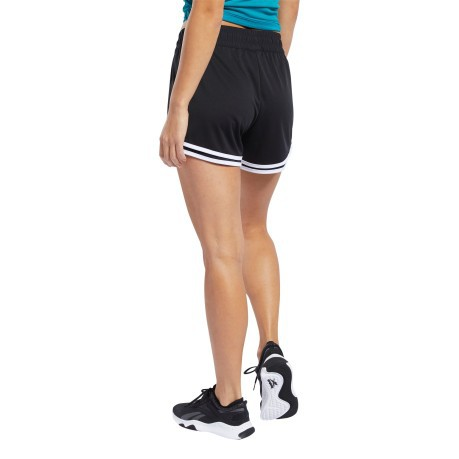 Short Donna Workout Ready Nero Frontale