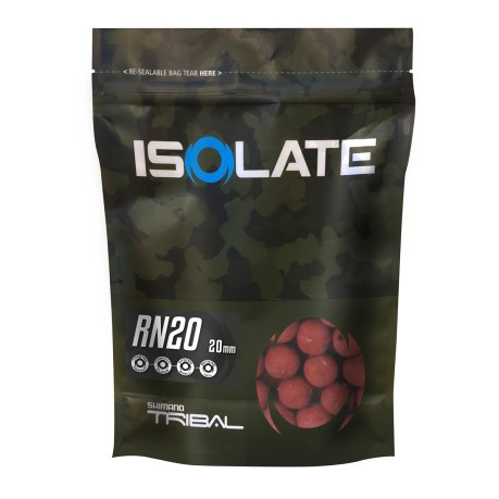 Boilies Isoliert RN20 15 mm 1 kg