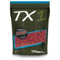 Boilies TX1 Strawberry 20 mm 5 kg