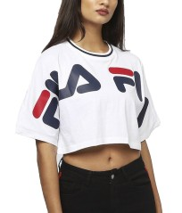 T-Shirt Donna Wide Cropped