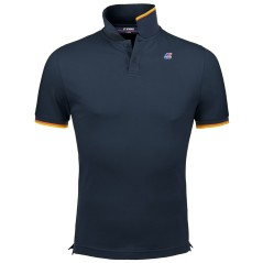 Polo Kerl Vincent Contrast Stretch