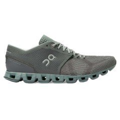 Mens Running Shoes Cloud X A3 Neutral Grey Side